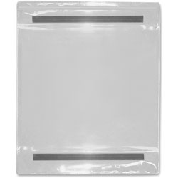 Tatco Magnetic Binder Pockets, Clear