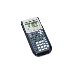 Texas Instruments TI-84PLUS Programmable Graphing Calculator, 16 Character x 8 Line Display, 2MB