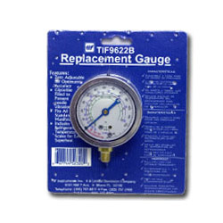 Tif Instruments Low Side R12 and R22 Auto Glycerine Refrigerant Gauge