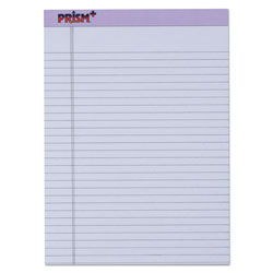 TOPS Legal Rule Writing Pads, Letter, Pastel Orchid, 50 Sheets/Pad, 12/Pack