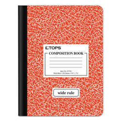 Composition Book w/ Hard Cover
