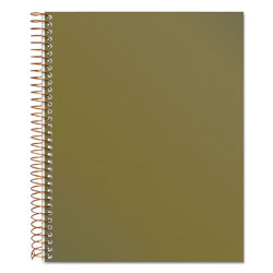 TOPS Project Planner with Poly Cover, 8 1/2 x 6 3/4, Metallic Gold