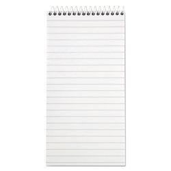TOPS Reporter's Spiral Gregg Ruled Notebook, 4x8, 70 White Sheets/Book, 12 Books/Pack