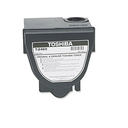 Toshiba Copier Toner Cartridge for Model DP 2460, 2560, 2570, Black