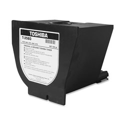 Toshiba Copier Toner Cartridge for Model BD3560, 4560, Black