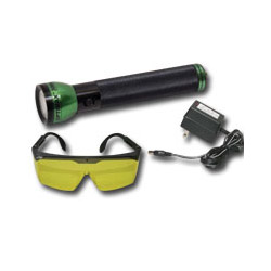 Tracer OPTIMAX 3000 Cordless, Rechargeable Leak Detection Flashlight