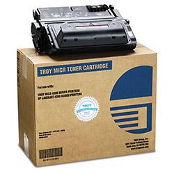 Troy MICR Toner Cartridge for HP LaserJet 4200 Series, Black