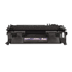 Troy 0281500500 Compatible MICR Toner, 2,300 Page-Yield, Black