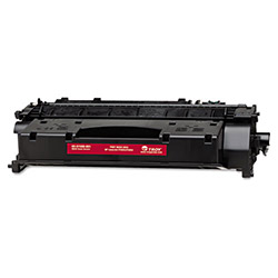 Troy 0281501001 (CE505X) Compatible MICR Black Toner Secure Cartridge, 6,500 Pages