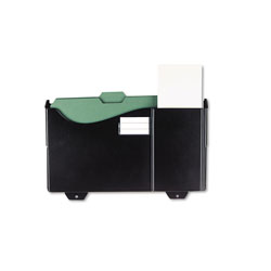 Universal Add-On Pocket For Grande Central Filing System, Black