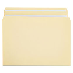 Universal Manila File Folders, 2 Ply Top Tabs, Straight Cut, Legal Size, 100/Box