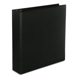 "Universal Economy 2"" View Binder, Black"