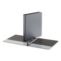 "Universal Deluxe 1"" View Binder, Black"