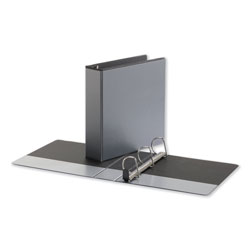 "Universal Deluxe 2"" View Binder, Black"