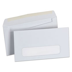 Universal Window Envelopes, White, #6 3/4, 3 5/8 x 6 1/2