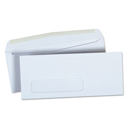 Universal Window Envelopes, White, #9, 3 7/8 x 8 7/8