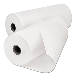 "Universal Bulk Thermal Fax Paper, Coated Side Out, 1/2"" Core, 98 Ft, High Sensitive, 6/Carton"