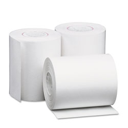Universal Universal Bulk Thermal Paper for Receipt Printers, 2-1/4in x 80' Roll, 50/carton