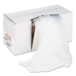 Universal 35946 Recycled/Recyclable 3 Ply Shredder Bags, 26w x 18d x 48h, 100 Bags/Carton
