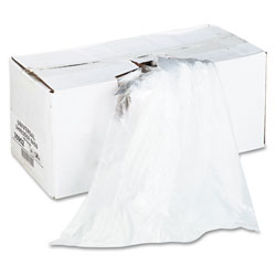 Universal 35952 Recycled/Recyclable 3 Ply Shredder Bags, 28w x 22d x 48h, 100 Bags/Carton