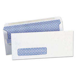 Universal Self-Seal Business Envelope, #10, White, 500/Box