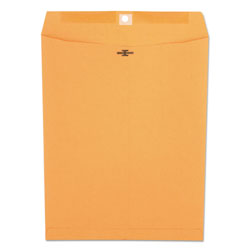Universal Brown Kraft Clasp Envelopes, 32 lb., 10 x 13, 100/Box