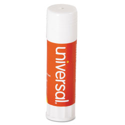 Universal Washable, Nontoxic, Acid-Free, Archival, Permanent Glue Stick, 0.77 oz.