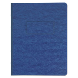 Universal Cloth Bound Pressboard Report Cover, Blue, Each