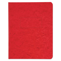 Universal Cloth Bound Pressboard Report Cover, Red, Each