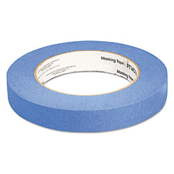 Universal Premium Blue Painter's Masking Tape, 18mm Wide x 55m