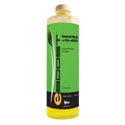Uview Universal PAG Oil with Dye and eBoost- 16 oz./480ml Bottle