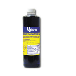 Uview Leak Check Test Fluid