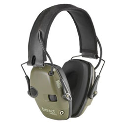 Uvex Safety ImpactSport Earmuff Sound Amplification System