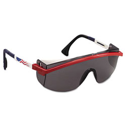 Uvex Safety Safety Glasses Patriot Frames/Gray Lens