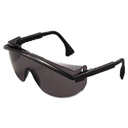Uvex Safety Safety Glasses Black Frames/Gray UD Lens
