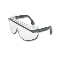 Uvex Safety Safety Glasses Patriot Frames/Clear Lens
