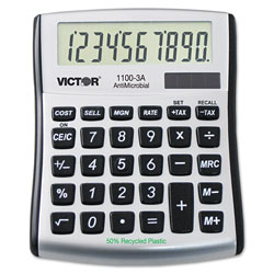 Victor 1100-3A 8-Digit Desktop Display Calculator