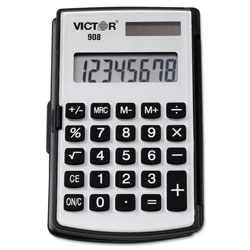 Victor 8 Digit Executive Compact Calculator