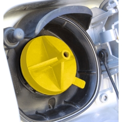 Vacutec Universal Fuel Cap Adapter
