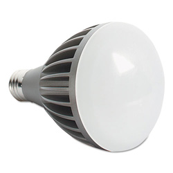 Verbatim LED BR30 Bulb ENERGY STAR Lamp, 865 lm, 15 Watt, 120 V