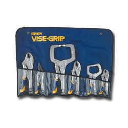 Vise Grip 6 Piece Fast ReleaseLocking Pliers Set