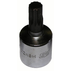 Vim Products 8mm XZN Stubby Driver