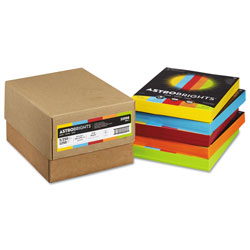 Wausau Papers 22998 Copy Paper, 24 Lb., Assorted