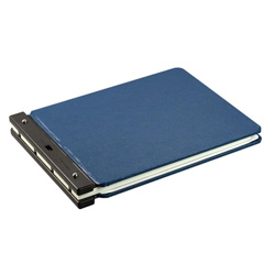 "Wilson Jones Post Binder, 8 1/4"" Post Spacing, 2"" Cap, 9 1/4"" x 11 7/8"" LBE"