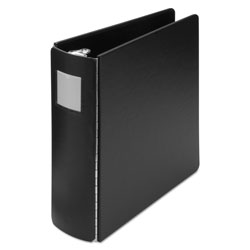 "Wilson Jones® Casebound DublLock® Ring Binder, 3"" Capacity, Black"