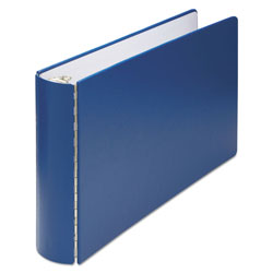 "Wilson Jones Ring Binder, 2"" Capacity, Blue"