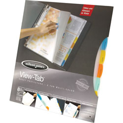 Wilson Jones Clear View Sheet Protector, Clear
