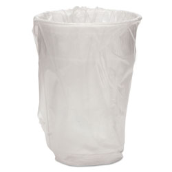 WNA Comet Wrapped Plastic Cups, 9oz, White, 1000/Carton