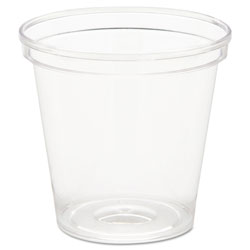 WNA Comet 1 Oz Cold Plastic Shot Glass, Clear, Pack of 2500