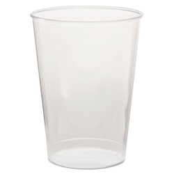 WNA Comet 7 Oz Hot/Cold Plastic Tumblers, Clear, Pack of 500